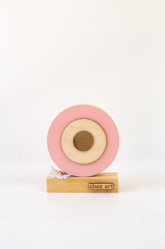 Luckycharm Karma Eye – Ροζ
